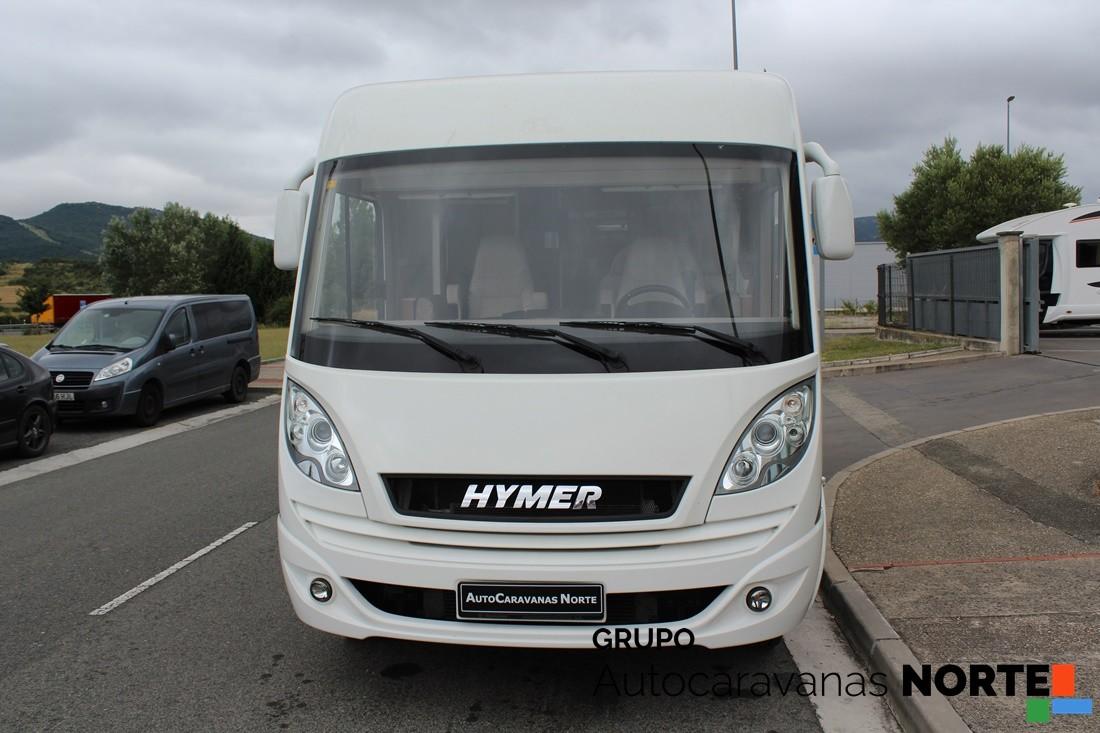 HYMER B 678