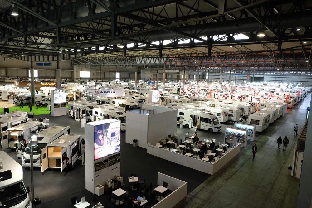 Salón del Caravaning Barcelona 2021