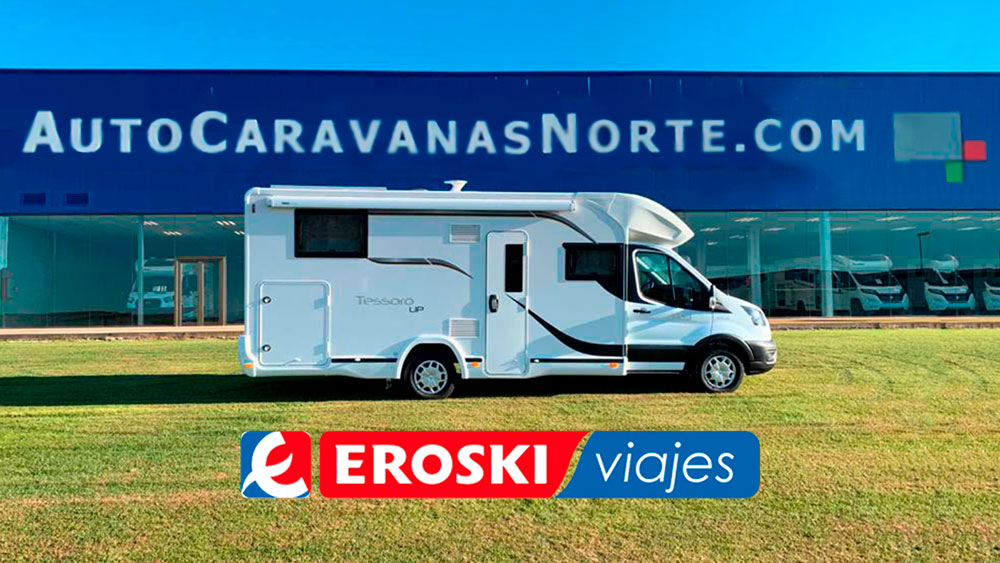 Viajes Eroski Alianza Grupo Autocaravanas Norte