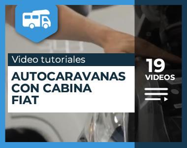 Autocaravanas con Cabina Fiat